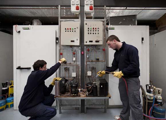 Instalaciones Frigoríficas y de Climatización- FP a Distancia (On-Line)