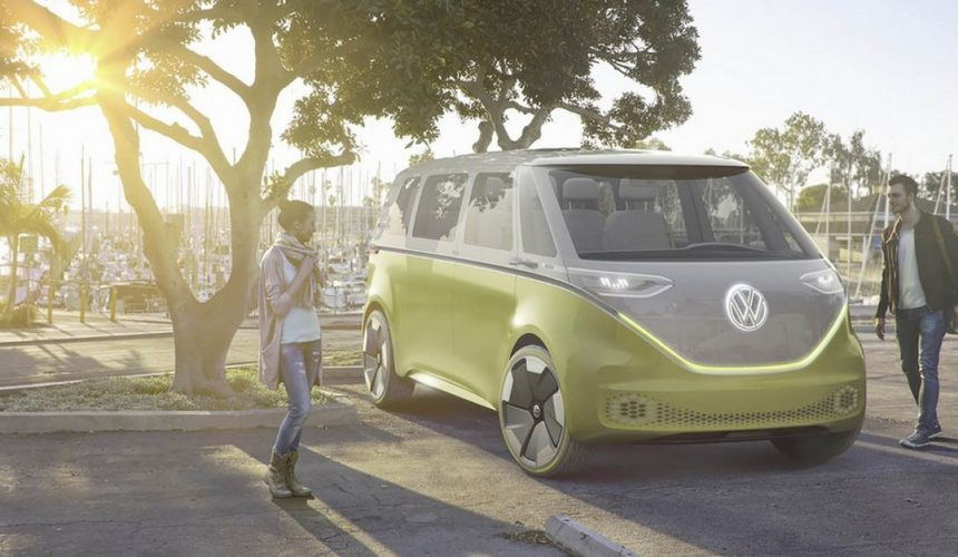 El radical rediseño de la mítica furgoneta de Volkswagen envía un mensaje claro: coches, adaptarse o morir