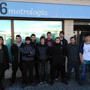 2º CMA visita AC6 Metrología
