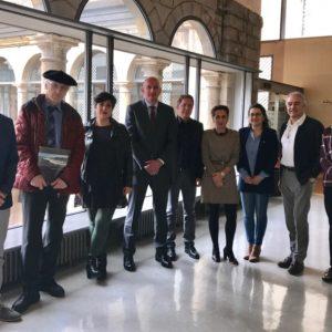 El centro de Dusseldorf participa en un proyecto de Erasmus+ junto al Instituto Virgen del Camino