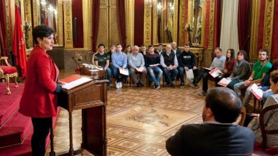 Educación reconoce a los siete estudiantes que han participado en el campeonato nacional de FP Spainskills 2017