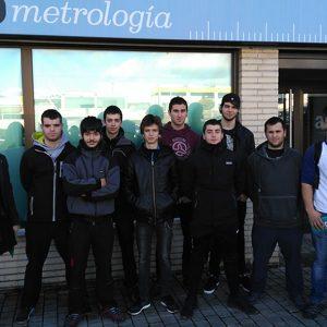 AC 6 Metrología valora nuestra visitas a sus instalaciones
