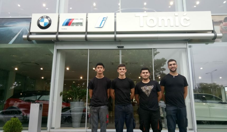 FCT Automoción en Zagreb (APAGA)