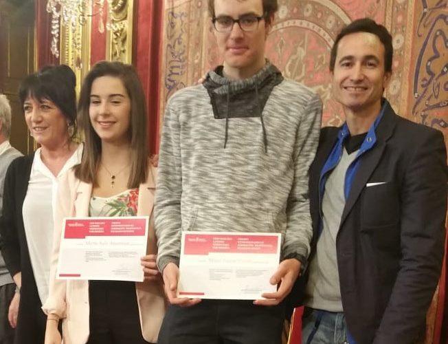Premios Extraordinarios de FP de Navarra