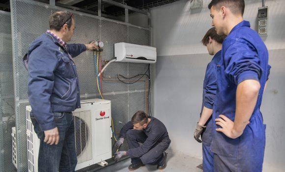 Instalaciones Frigoríficas y de Climatización