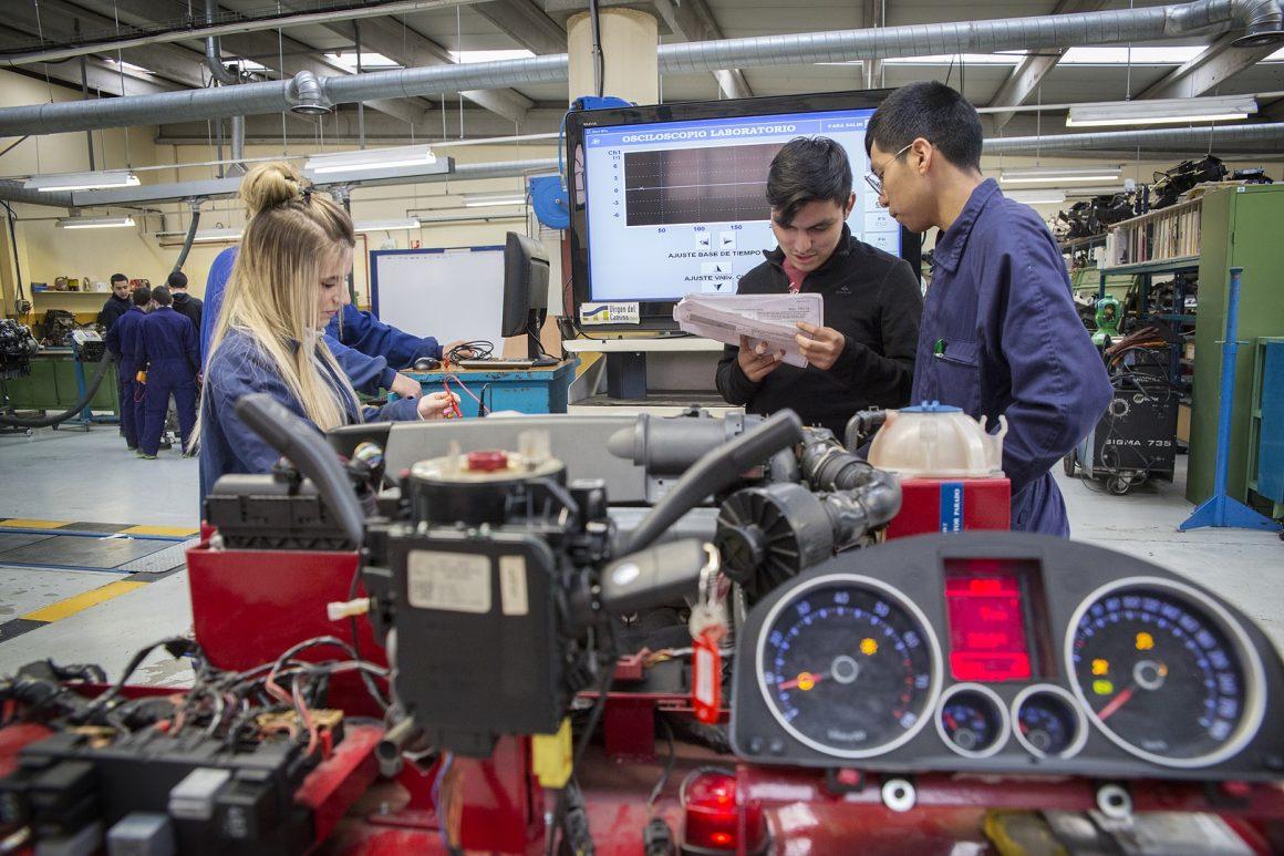 Electromecánica de Vehículos Automóviles