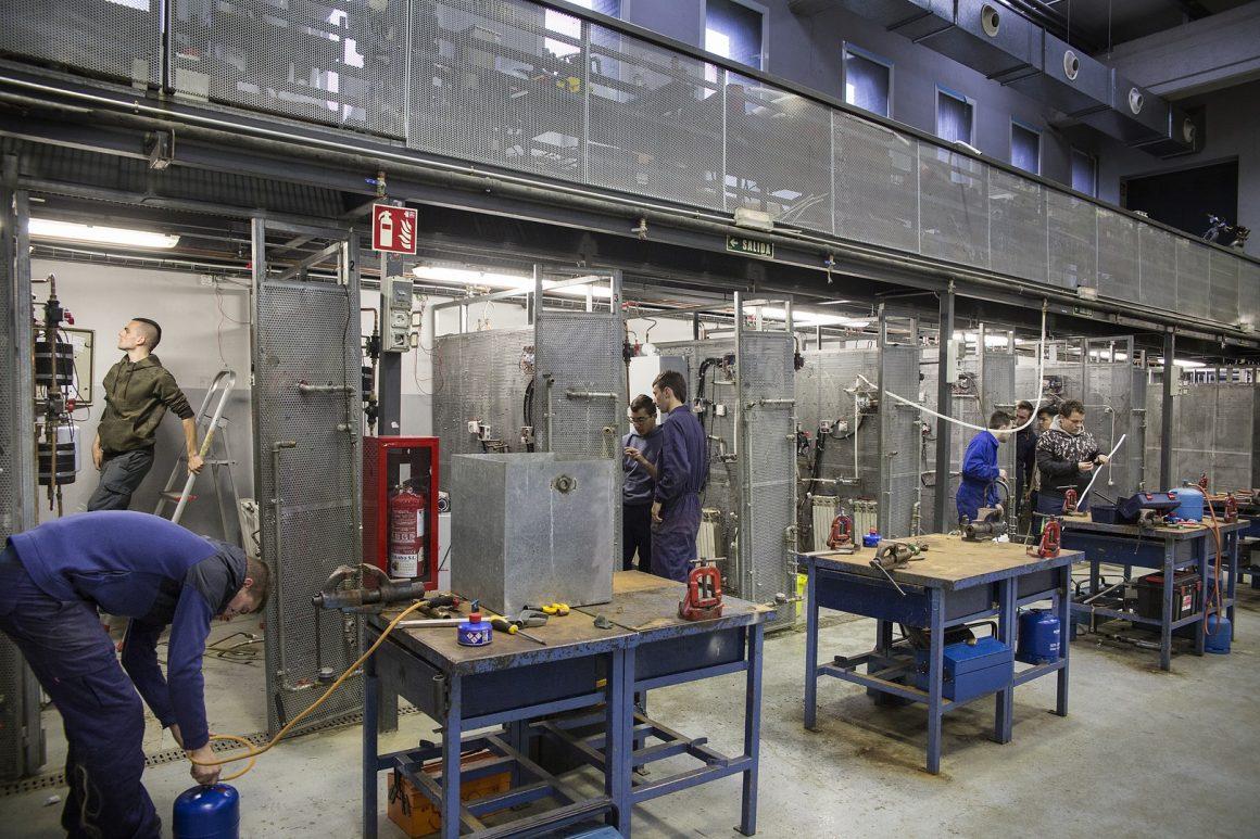Instalaciones de Producción de Calor