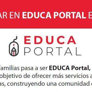 Solicitud de inscripción telemática en Educa