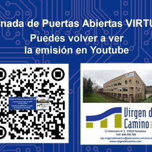 Jornada de Puertas Abiertas Virtual 2021